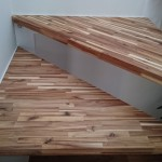 Acacia Stair Treads